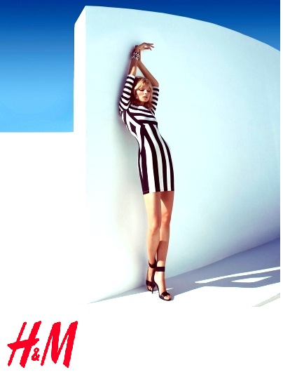 H&M Spring Summer 2013 Campaign