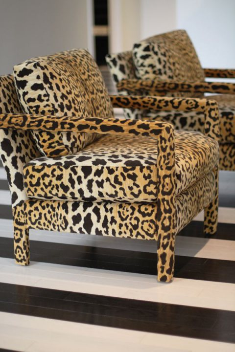 Decor Trend of the Week: Animal Print