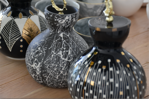Haute Edit: Handmade Gifts and Ceramics from Africa