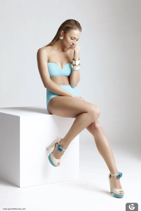 Melinda Bam for Europa Art Shoes