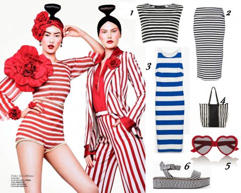 Shop Stripes!