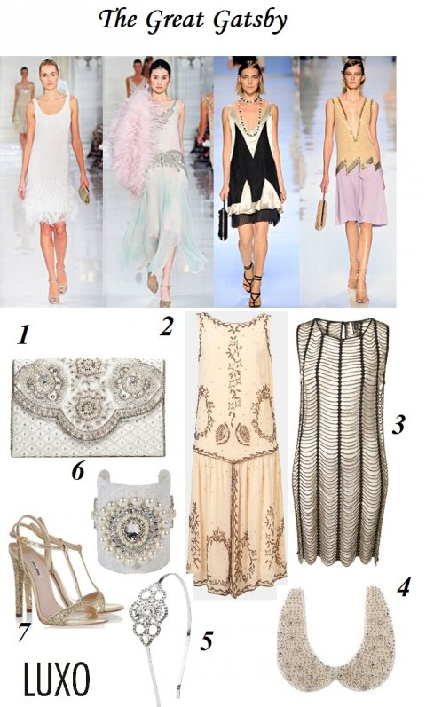 The Gatsby Inspired Look!