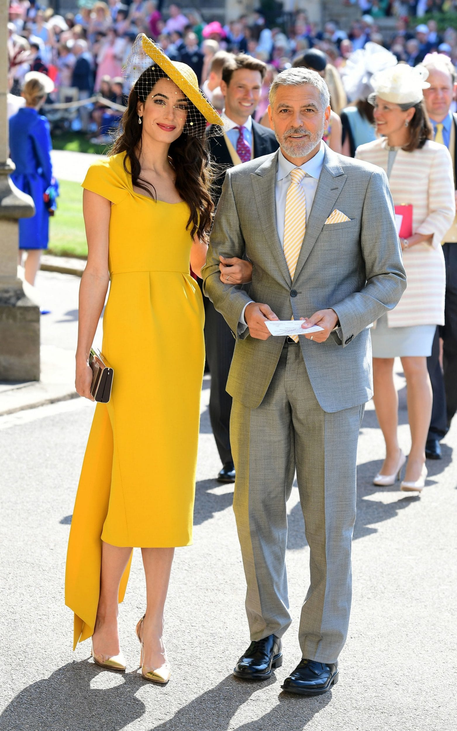 Fashion Patrol - Royal Wedding 2018: The Guests