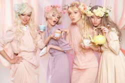 A Pink High Tea Affair at The 12 Apostles