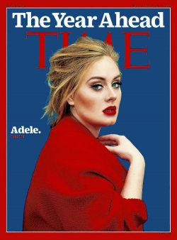 Adele For Time