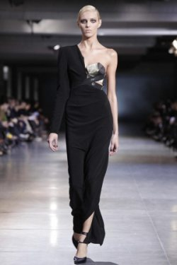 Anthony Vaccarello Autumn/Winter 2012