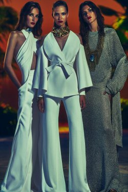 Balmain Resort 2017 Womenswear Collection
