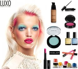 Beauty with Inglot
