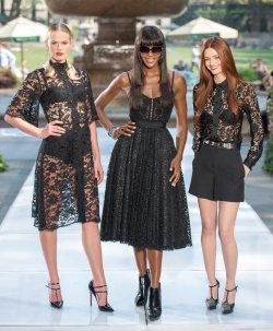 The Black Lace Trend