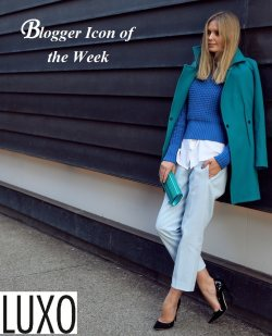 Blogger Style Icon of the Week