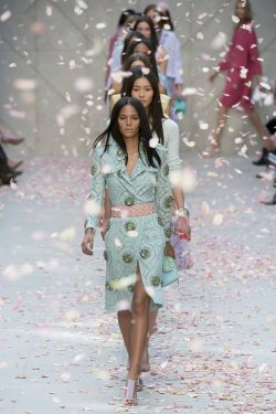 Burberry Spring Summer 2014