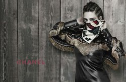 Kristen Steward for Chanel