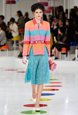Chanel Goes to Korea For Cruise Runway Show!
