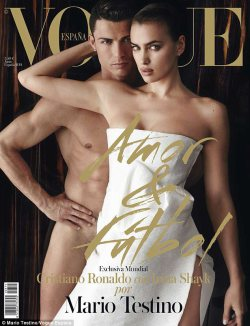Cover of Spanish Vogue