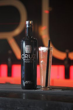 Cruz Vodka SA Fashion week Official Opening Party