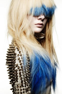 Dip Dye Fashion