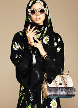 Exclusive: The Dolce & Gabbana Abaya Collection