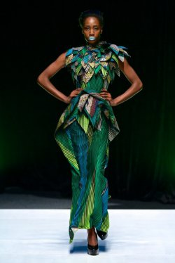 David Tlale at the Design Indaba 2014