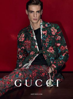 First Look of GUCCI Menswear