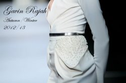 .Gavin Rajah at Johannesburg Fashion Week 2012