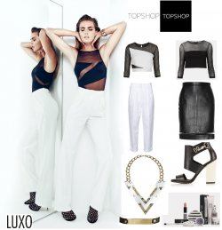 Get the look - Get your fashion fix with Topshop!