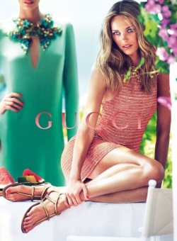 Gucci Resort Wear 2013 Campaign