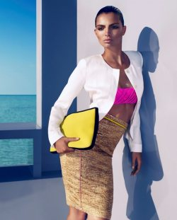 H&M Summer 2012 Magazine Editorial