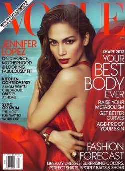 Jennifer Lopez Covers VOGUE US