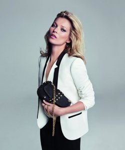Kate Moss for Mango Fall/Winter 2012