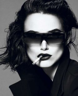 Keira Knightley looks Incredible for Interview Magazine