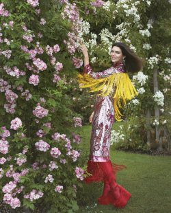 Shoots - Kendall Jenner for Vogue September Issue 2016