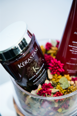 Kérastase Aura Botanica Launch @ Marios Company for Hair