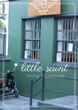 Live, Feel and Taste Your Food at Little Saint Restaurant