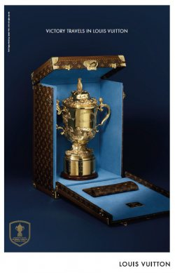 Louis Vuitton Glams Up the RWC 2015!