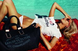 Louis Vuitton Summer 2012 Campaign