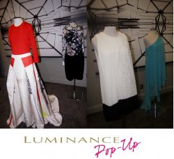 Luminance Pop Up Store Launch