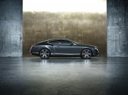 Luxury and Style with the new Bentley Continental GT V8