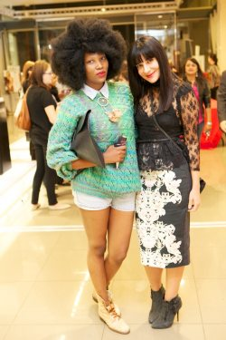 Marie Claire Hosts Beauty Extravaganza Readers Event