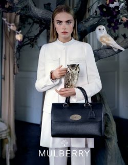 Mulberry A/W 2014 Campaign