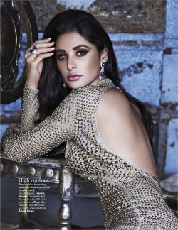 Nargis Fakhri for Vogue India November 2012