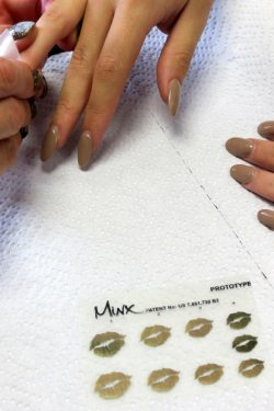 New at MINX Nails