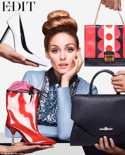 Olivia Palermo Style Icon for The Edit!