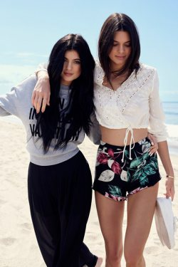 Our Favorites from Kendall and Kylie for Topshop