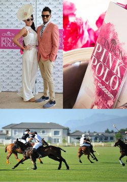 The Cintron Pink Polo 2014