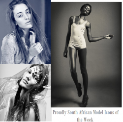 Proudly South African Models of the Week
