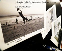 """Tasteful Art"" Exhibtion"