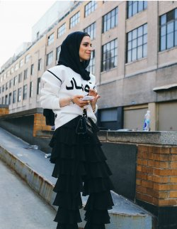 Modest Fashion Inspiration for Ramadan 2017