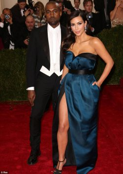 Red Carpet Fashion Statements at the Met Gala 2014