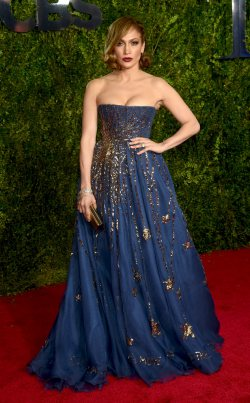 Red Carpet Glamour at the Tony Awards 2015