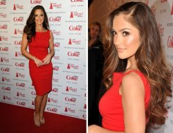 Red Hot like Minka Kelly